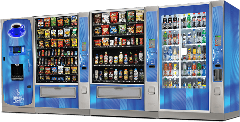 full line vending machine
