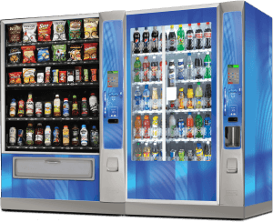 full time vending machine
